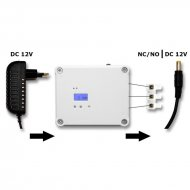 Smart-Home switch 12V NC/NO relay switch for control of...
