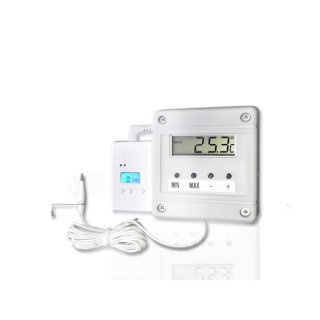 Bluetosec transmitter with digital temperature sensor