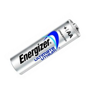 Pack Energizer Ultimate Lithium Batterie AA 1,5V 2 x Lithium Batterie