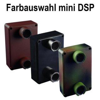 Mini DSP motion detector light barrier in various colours