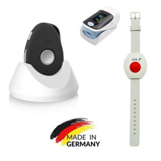 NR-03 KL: Emergency call system for home and on the road with GPS and circuit monitoring